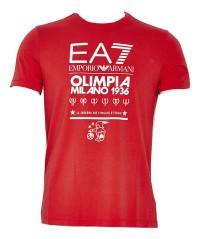 T-shirt EA7 Olimpia Milano