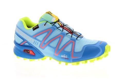 Salomon Womens Speedcross 3 W Synthetic Trail Running Shoes
