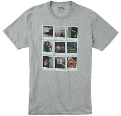 T-shirt polaroid burton