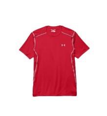 T-shirt ua raid sleeve blu