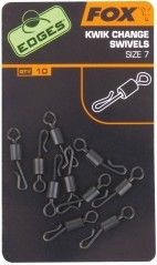 EDGES Kwik Change Swivel Size 7