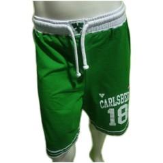 Bermuda basket carlsberg verde