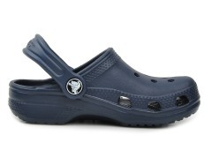 Side Blue Crocs