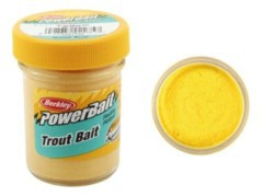 Powerbait Biodegradable Trout Bait Fluo Orange