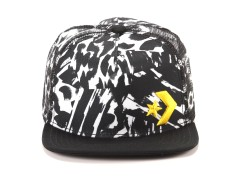 Tropical S&C Graphic Flat Brim Cap
