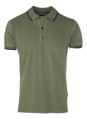 Green Polo Suede