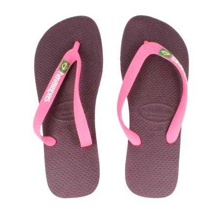 375f124cc54a Flip Flops Havaianas Brasil Logo Women s colore Pink Red - Havaianas ...