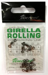 Vincent Girella Rolling 8