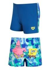Costume short spongebob bambino