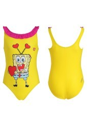 Spongebob love giallo