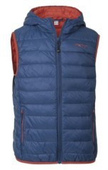 Gilet orbit piuma light bambino