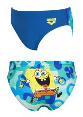 Costume slip spongebob bambino