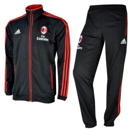 tuta AC Milan vesti