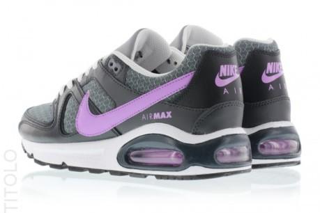 air max viola e bianche