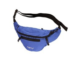 Marsupio tramp hip bag blu
