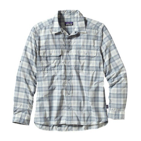 Camicia long-sleeved el ray shirt uomo