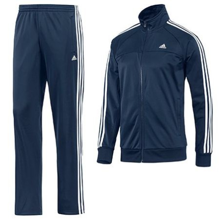 adidas 3 stripes tuta