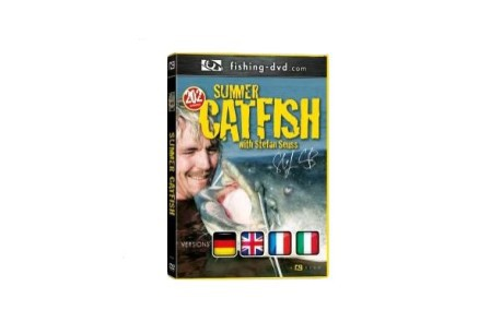 DVD Summer Catfish with Stefan Seuss