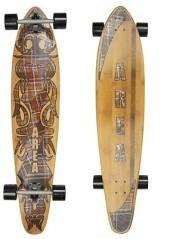 Longoboard Bamboo