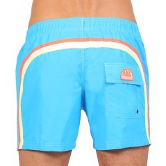 Sundek elastic waist azzurro