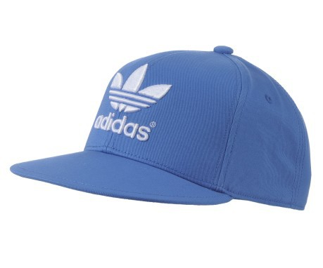 Cappellino colore Blu - Adidas - SportIT.com f1257edc1fe7