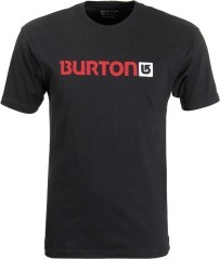 T-Shirt Logo Horizontal Junior Burton