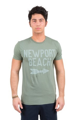 T-shirt New Port Beach