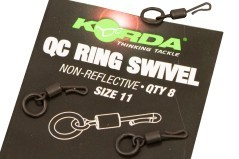 Korda QC Ring Swivel Size 11