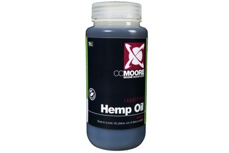 CC Moore Hemp Oil 500 ml