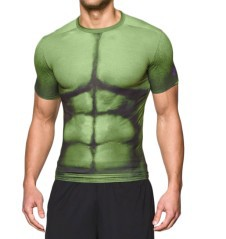 Under Armour Alter Ego Hulk Compression Shirt