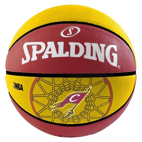 Pallone Basket Cleveland Cavaliers Splading