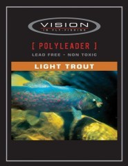 Polyleaders Light Trout Ex. Fast Sink della Vision