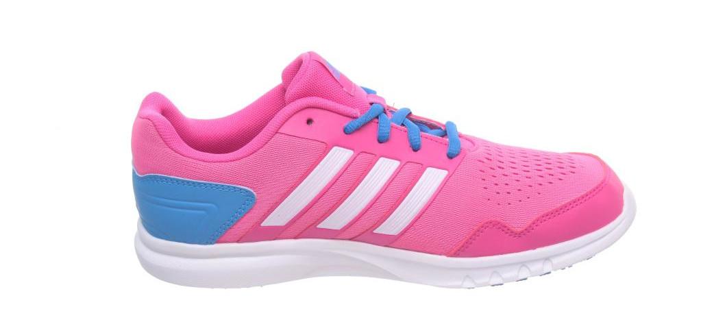 f852f8b686ba8f Shoes Girl Adidas Runfastic K Jr colore White Pink - Adidas - SportIT.com