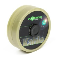 Korda Kable Leadcore Weed/Silt