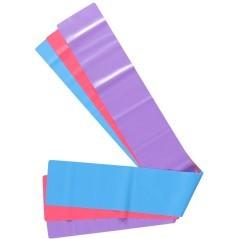 Fascia elastica per aerobica 3 pezzi Get Fit