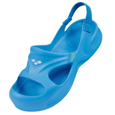 Softy kids slide colore azzurro arena - Ciabatte da piscina ...