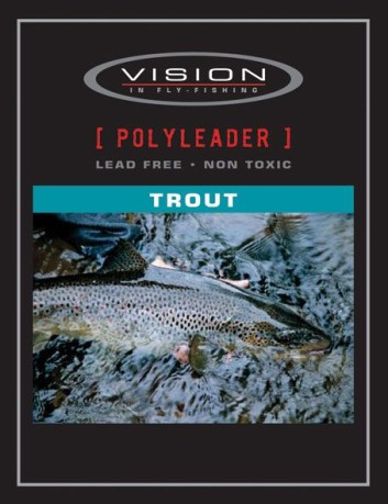 Polyleaders Trout Ex. Fast Sink della Vision