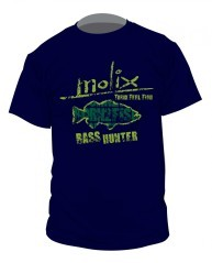 T-Shirt Molix Bass Hunter