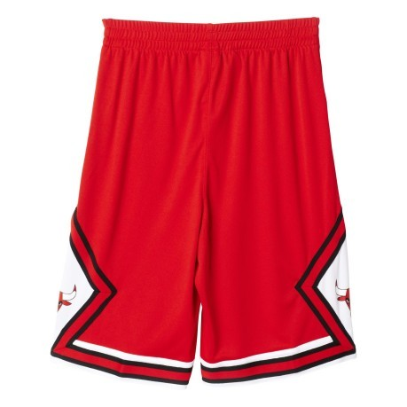 Kit NBA Junior Rose Bulls Adidas