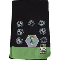Sciarpa in maglia di Ben 10 con logo e immagine Marini Silvano