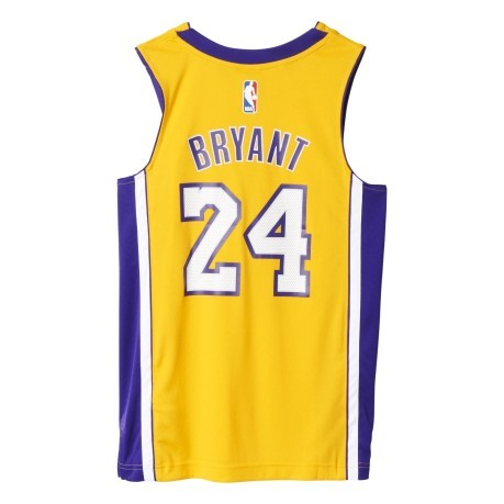 Kit NBA Junior Bryant Lakers Adidas