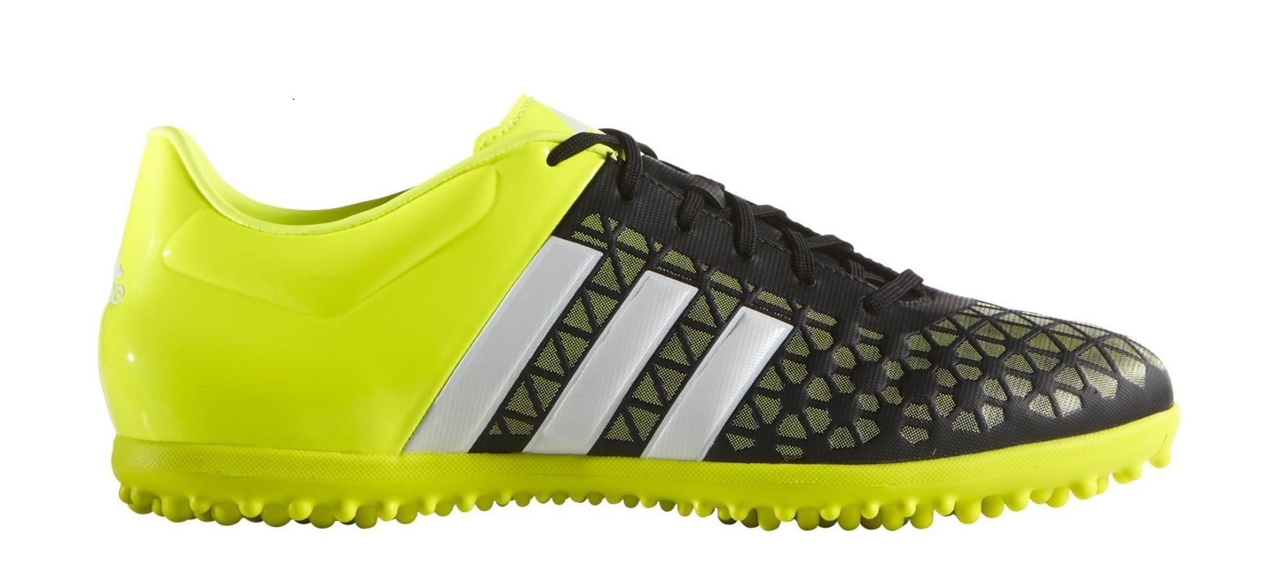 9f72a8c82d77 Shoes Soccer Adidas Ace 15.3 TF colore Black Yellow - Adidas - SportIT.com