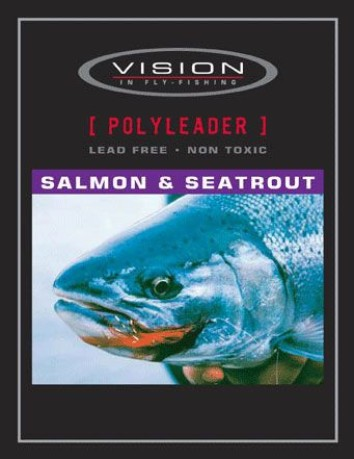 Polyleaders Seatrout & Salmon Fast Sink della Vision