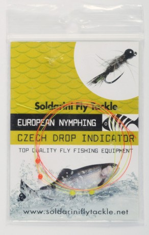European Nymphing Czech Drop