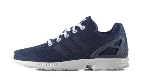 adidas zx flux junior blu
