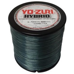 Filo Yo-Zuri hybrid Clear 0,57 bianco trasparente