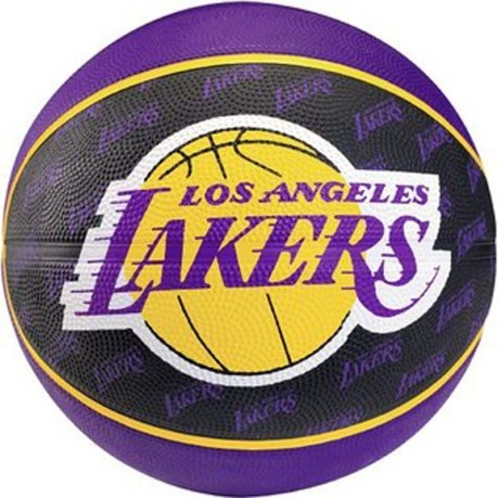 Pallone basket spalding Lakers