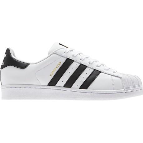 Scarpe Uomo Superstar Adidas lato destro