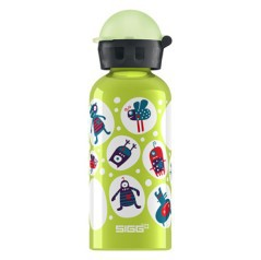 Bottiglia Bambino Monster Green 0,4 lt