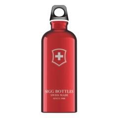 Bottiglia Swiss Emblem Red 0,6 lt